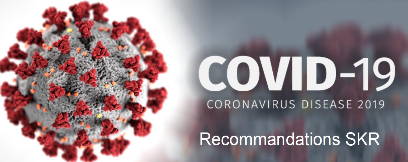 Recommandations SKR COVID-19